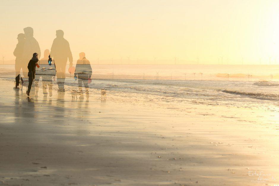 beach, playa, double exposure, on camera multi exposure, artistic, seascape, paisaje, artistico, artistic photography, creative photography, fotografia artistica, fotografia creativa, landscapes, Seascapes